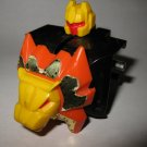 G1 Transformers Action figure part: 1986 RazorClaw - Upper Body w/ Both Heads