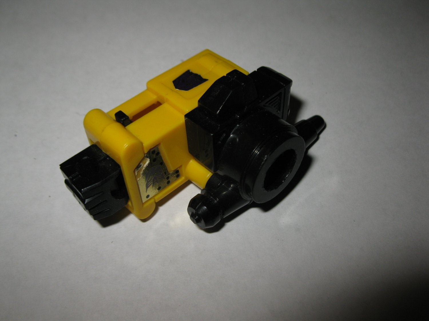 G1 Transformers Action figure part: 1986 RazorClaw - Full Left Arm