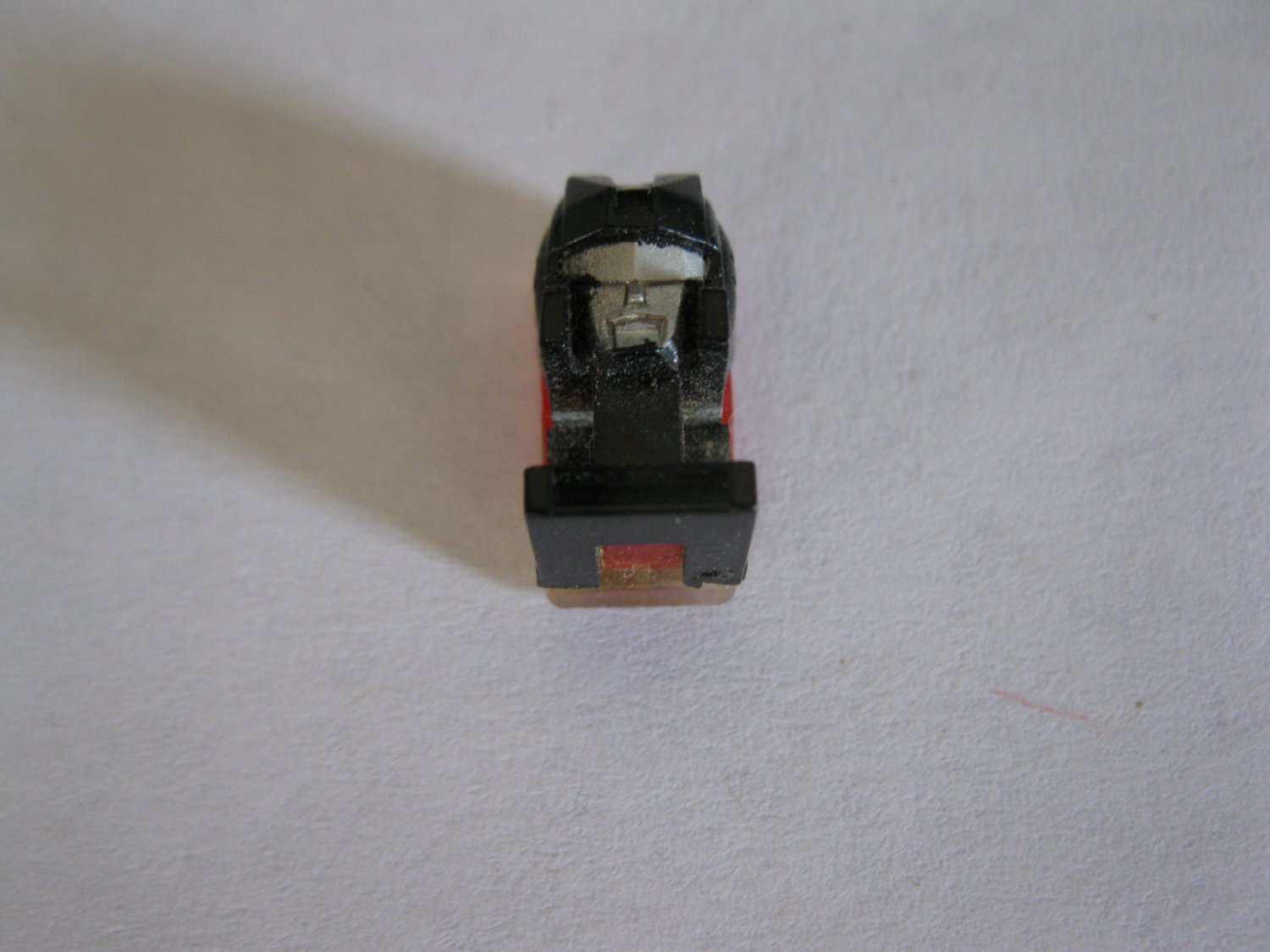 G1 Transformers Action figure part: 1984 Overdrive - Head