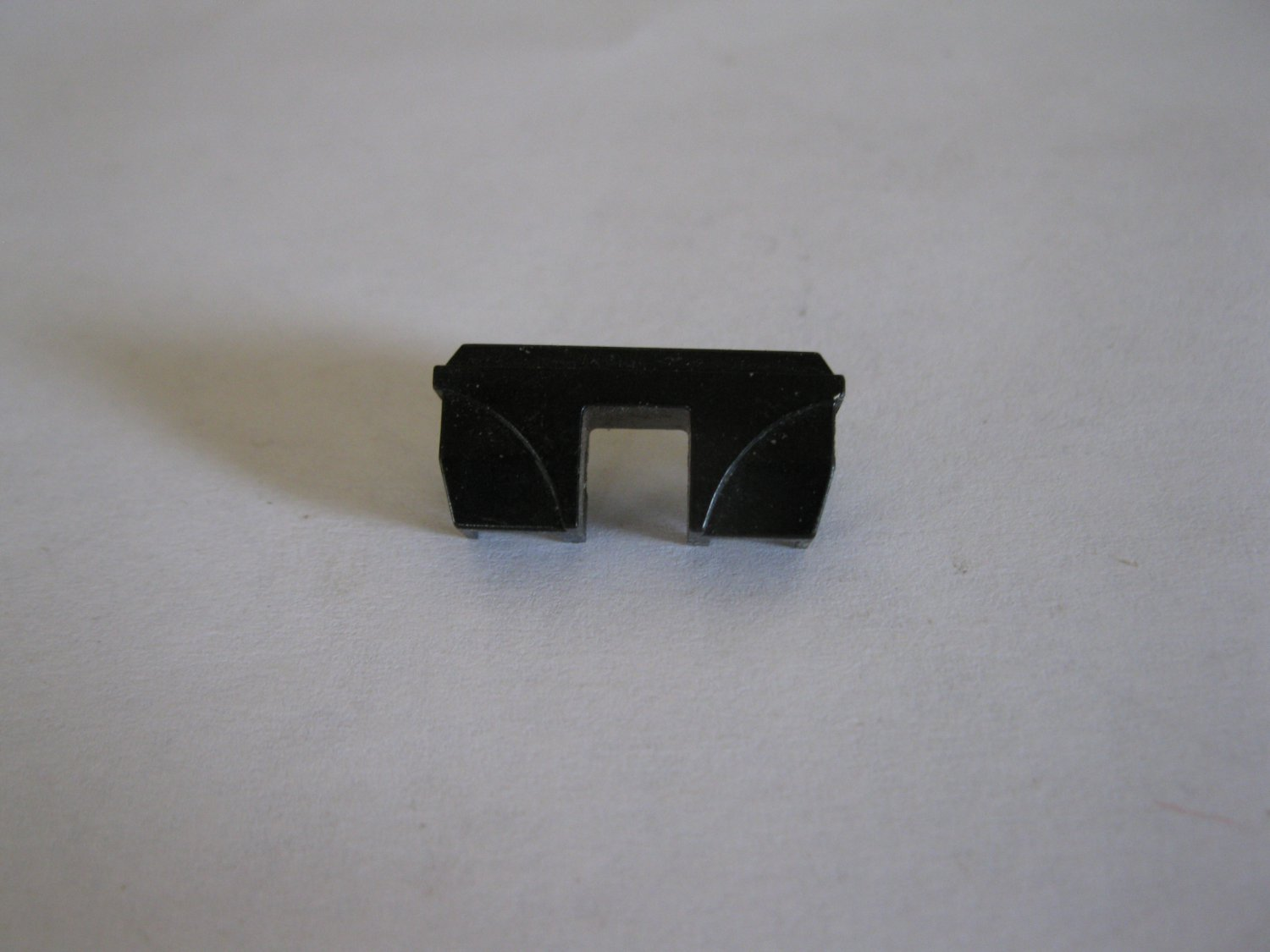 G1 Transformers Action figure part: 1984 Overdrive - Black Internal Piece #1