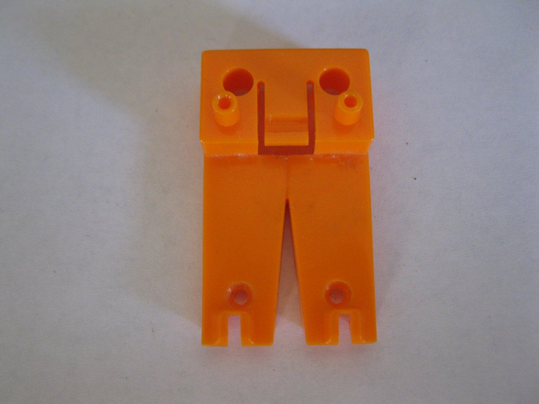 G1 Transformers Action figure part: 1986 Rodimus Prime - Orange Legs Back