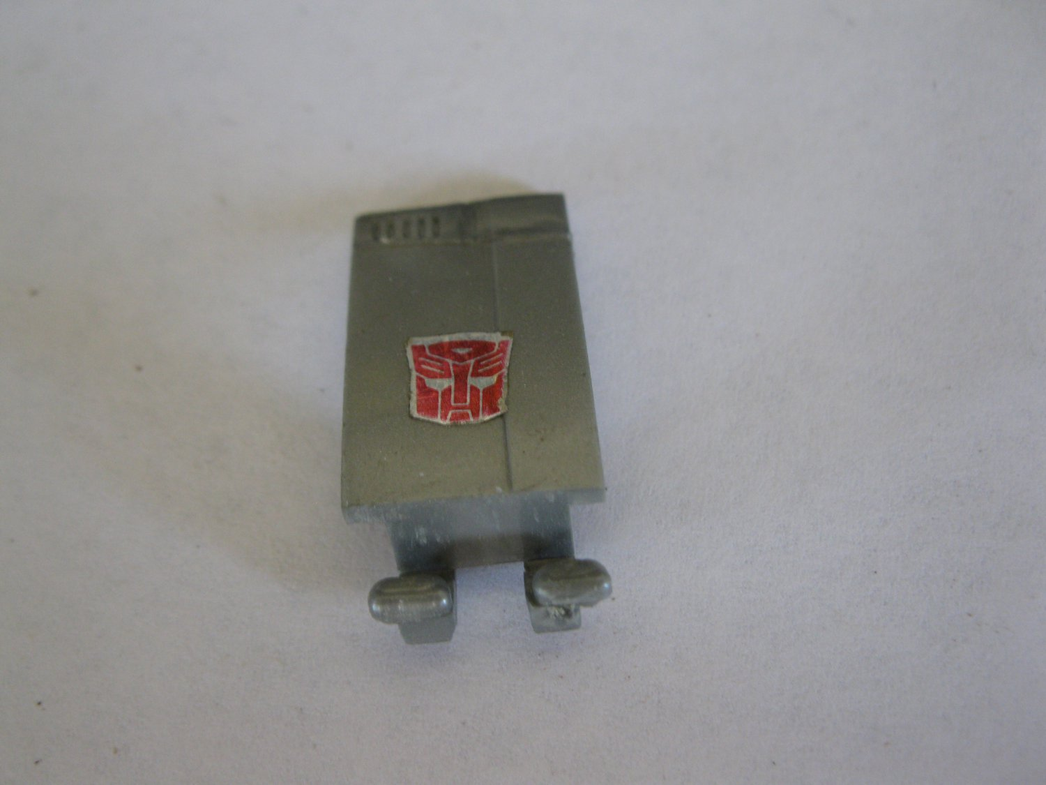 G1 Transformers Action figure part: 1984 Camshaft - Left Side Hood