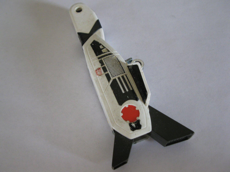 G1 Transformers Action figure part: 1984 Jetfire - Full Right Leg