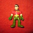 2008 DC Comics Mini Action Figure: Robin the Boy Wonder