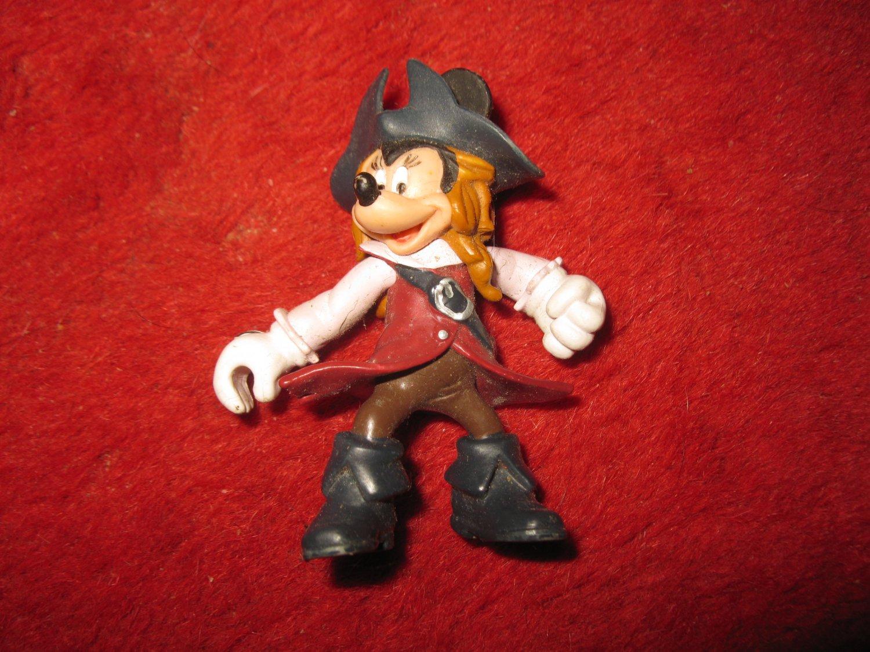 2008 Disney Pirates of the Caribbean Mini Action Figure: Minnie Mouse