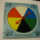 1971 Mother Goose Board Game Piece: Game Spinner