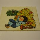 1971 Mother Goose Board Game Piece: Game card #10