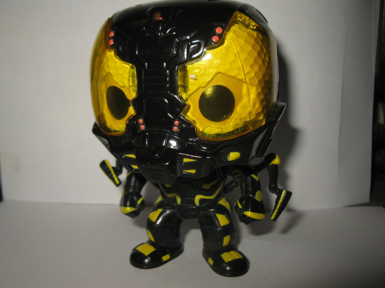 Funko POP! Figure: Figure: Marvel Comics - Yellow Jacket
