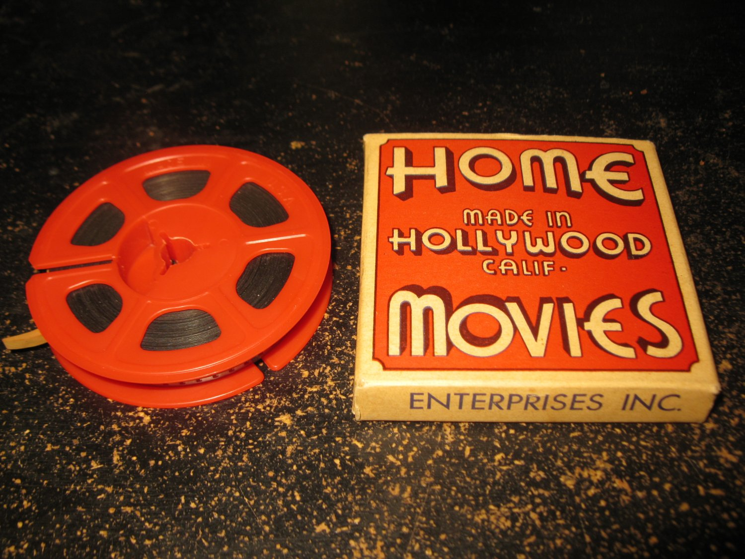 vintage 8mm Reel-to-Reel Movie: Made in Hollywood Home Movies #342-A The Escape