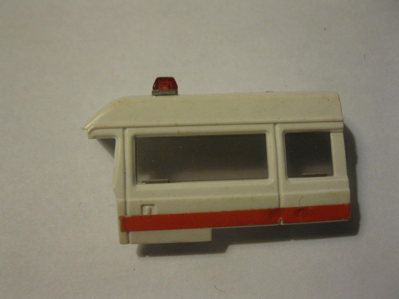G1 Transformers Action figure part: 1984 Ratchet - Ambulance rear left side