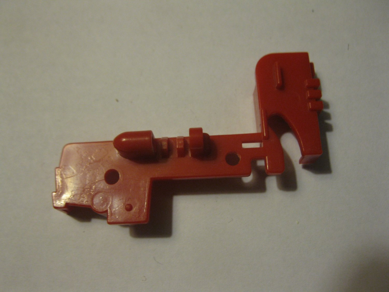 G1 Transformers Action figure part: 1984 Ratchet - Ambulance Interior Red Section #1