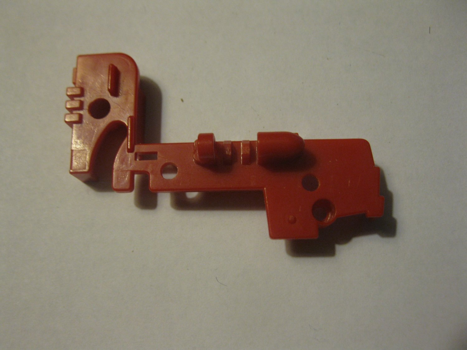 G1 Transformers Action figure part: 1984 Ratchet - Ambulance Interior Red Section #2