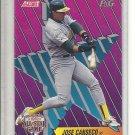 (b-32) 1992 Score P&G All-Stars #8 - Jose Canseco
