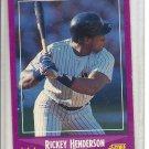 (b-32) 1988 Score #13 - Ricky Henderson