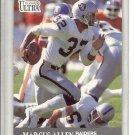 (b-32) 1991 Ultra Football Card #75 Marcus Allen
