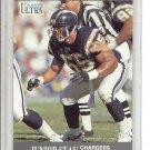 (b-32) 1991 Ultra Football Card #129 Junior Seau