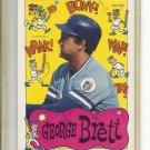 (b-32) 1992 TOPPS KIDS BASEBALL #105 - George Brett