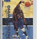 (b-32) 1999-00 Fleer Tradition Basketball Card #90 Patrick Ewing