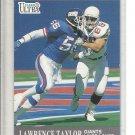 (b-32) 1991 Ultra Football Card #224 Lawrence Taylor