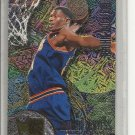 (b-32) 1995-96 Metal Rookie Roll Call Basketball Card #R2 Antonio McDyess