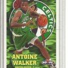 (b-32) 1997 SkyBox NBA Hoops Basketball Card #17 Antoine Walker