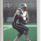 (b-32) 2000 Metal Football Card #27 Kevin Faulk