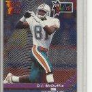 (b-32) 1993 Wild Card Stat Smashers Rookies #SS-19 OJ McDuffie