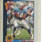 (b-32) 1993 Wild Field Force Football Card #107 Cody Carlson