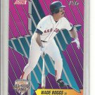 (b-32) 1992 Score P&G Proctor and Gamble #4 of 18 Wade Boggs