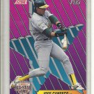 (b-32) 1992 Score P&G Proctor and Gamble #8 of 18 Jose Canseco