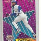 (b-32) 1992 Score P&G Proctor and Gamble #7 of 18 Ken Griffey Jr
