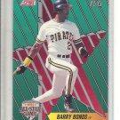 (b-32) 1992 SCORE All-Star Game P&G # 15 Barry Bonds