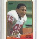 (b-32) 1988 Topps #47 Michael Carter