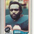 (b-32) 1982 TOPPS # 431 BEASLEY REECE football card
