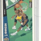 (b-32) 1996-97 Collector's Choice Ervin Johnson #234