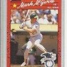 (b-32) 1990 Donruss #697 - Mark McGuire - All Star