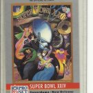 (b-32) 1990 Pro Set Theme Art #24 Super Bowl XXIV