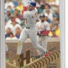 (b-32) 1996 Pinnacle #281 Ozzie Smith Baseball Card