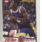(b-32) 1998 Collector's Edge / Impulse '98 #56- Michael Olowokandi / Kobe Bryant