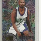 (b-32) 1995-96 Fleer Metal Rookie Roll Call Basketball Card #R6 Shawn Respert