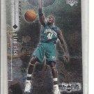 (b-32) 1998-99 Black Diamond #20 Glen Rice
