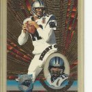 (b-32) 1996 Pacific Invincible gold #23 Kerry Collins