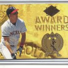 (b-32) 1994 Tim Salmon Fleer Ultra Award Winners Insert Card #24 of 25
