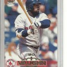 (b-32) 1996 Pacific Collection #248 - Mo Vaughn - gold Lettering