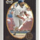 (b-32) 1996 Summit ABOVE AND BEYOND Kirby Puckett #77 Twins
