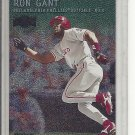 (b-32) 2000 Metal Emerald #124 Ron Gant