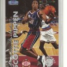 (b-32) 1999-00 Fleer Tradition #191RB Scottie Pippen - Roundball Collection
