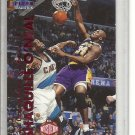 (b-32) 1999-00 Fleer Los Angeles Lakers Basketball Card #51 Shaquille O'Neal