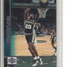 1997-98 Upper Deck #291 David Robinson
