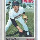 (b-31) 1970 Topps #47: Bob Miller